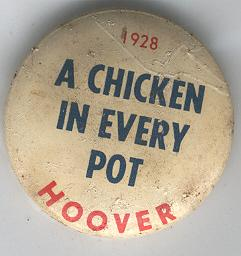 A Chicken In Every Pot And A Car In Every Garage A chicken in every pot...