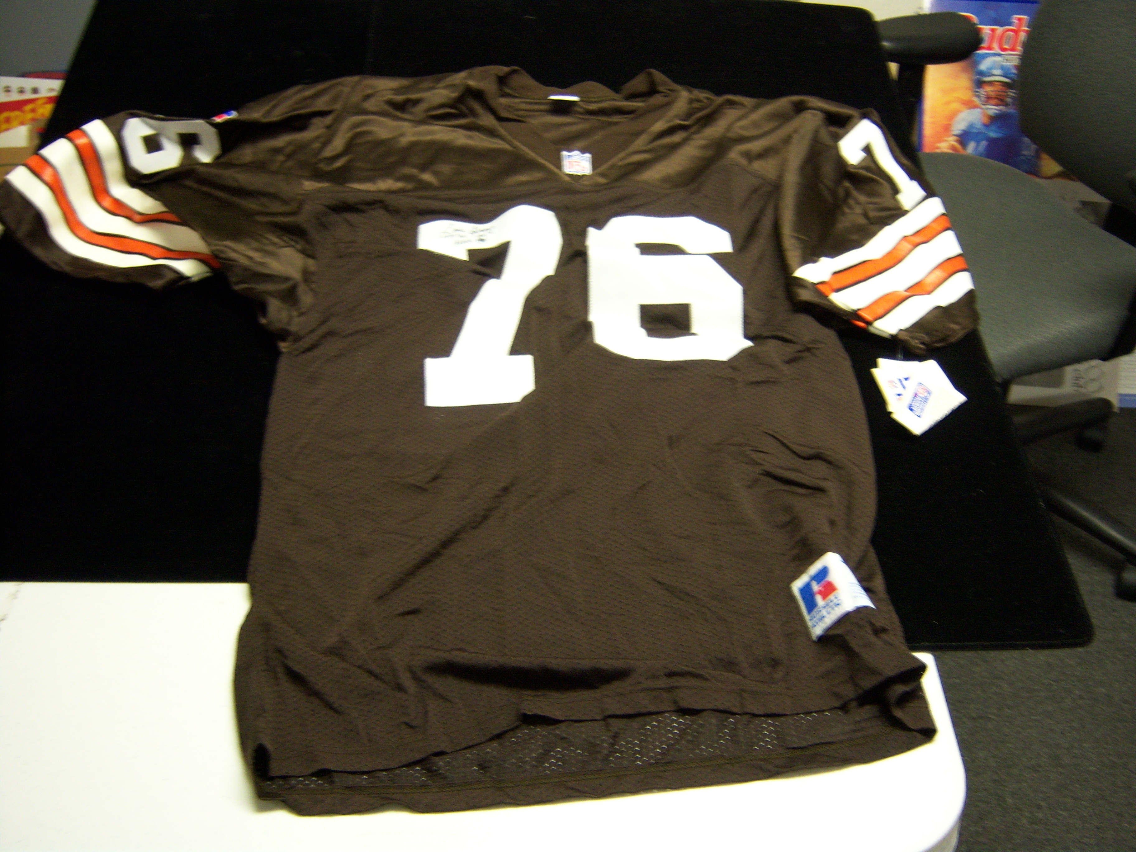 new product ee88a 25298 cleveland browns replica jersey