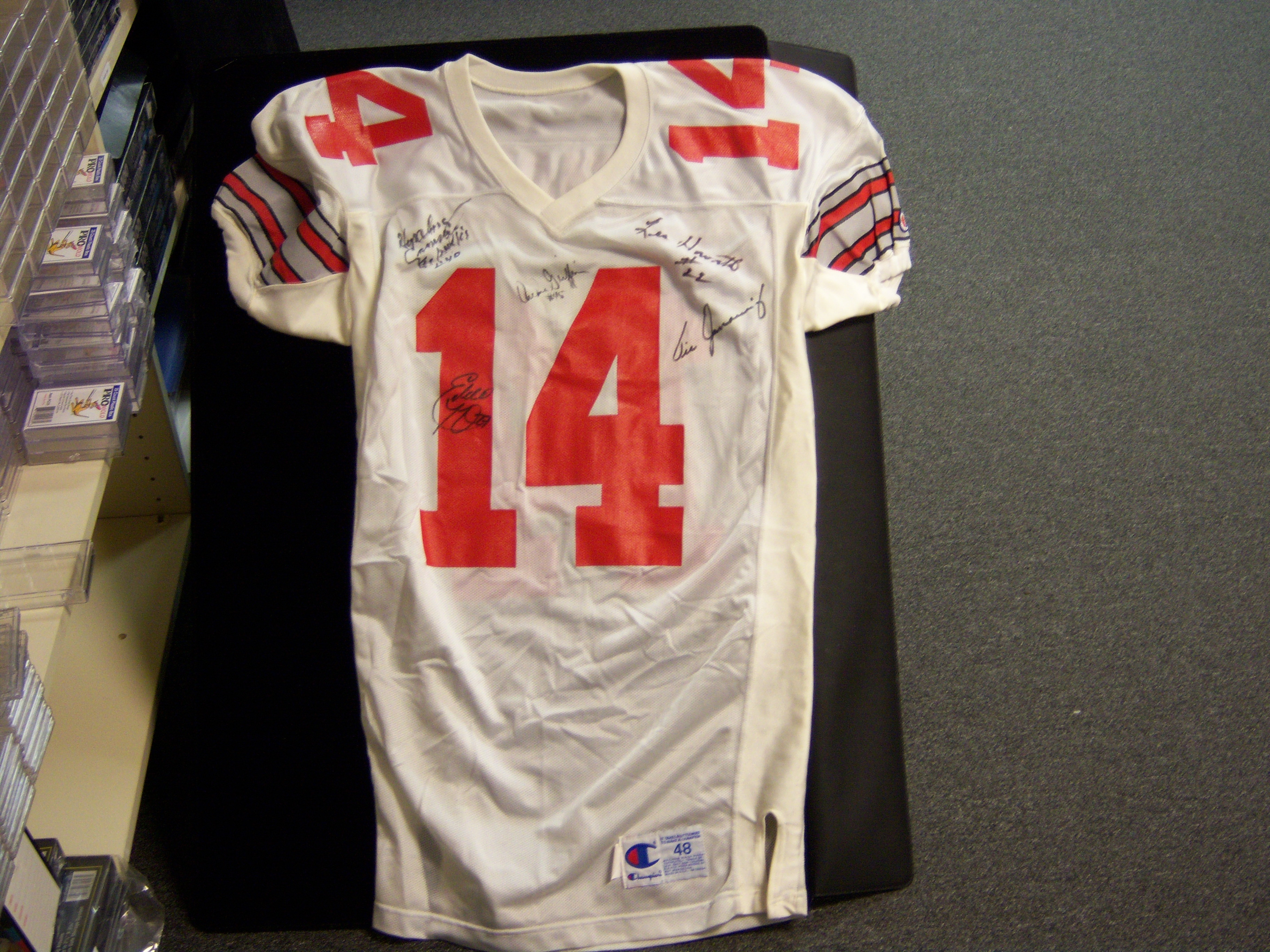 ohio state game jersey
