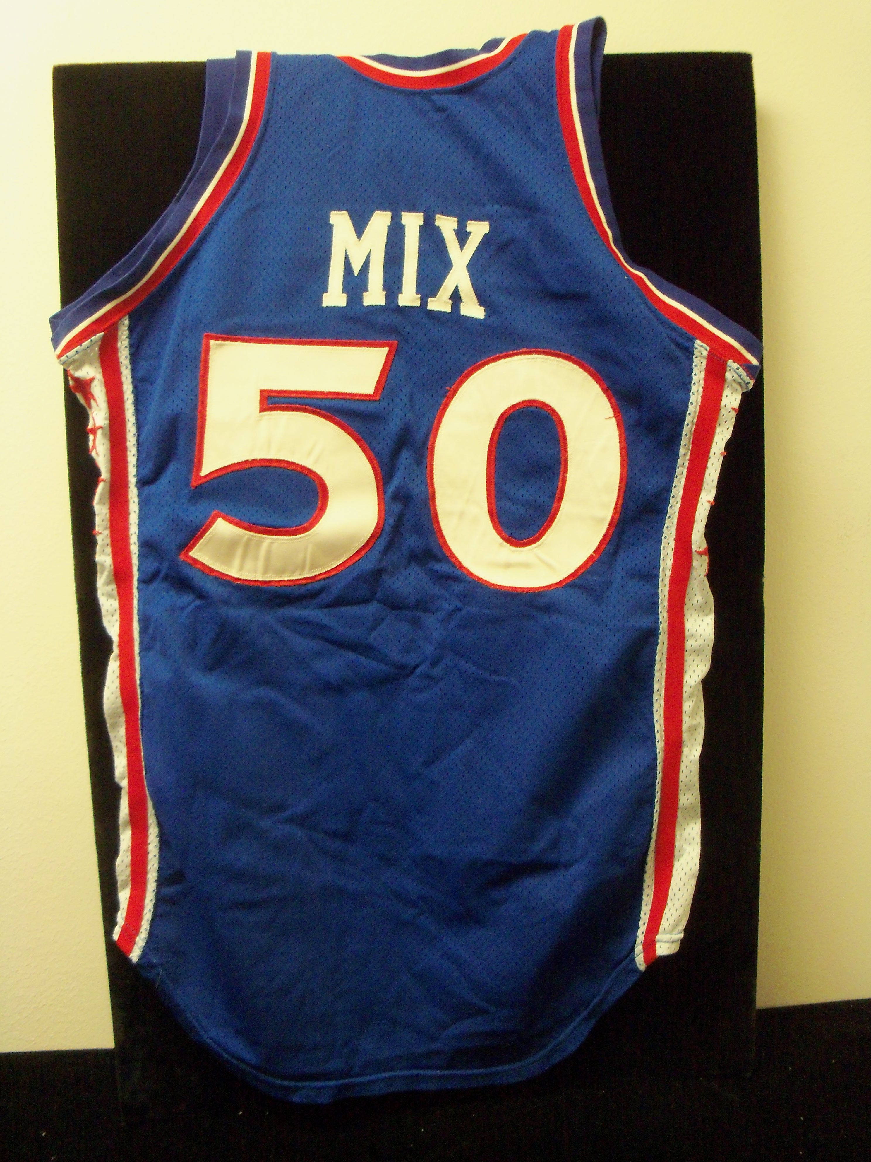 buy online 00912 85be9 Lot Detail - 1976-77 Philadelphia 76ers Game-Worn Away ...