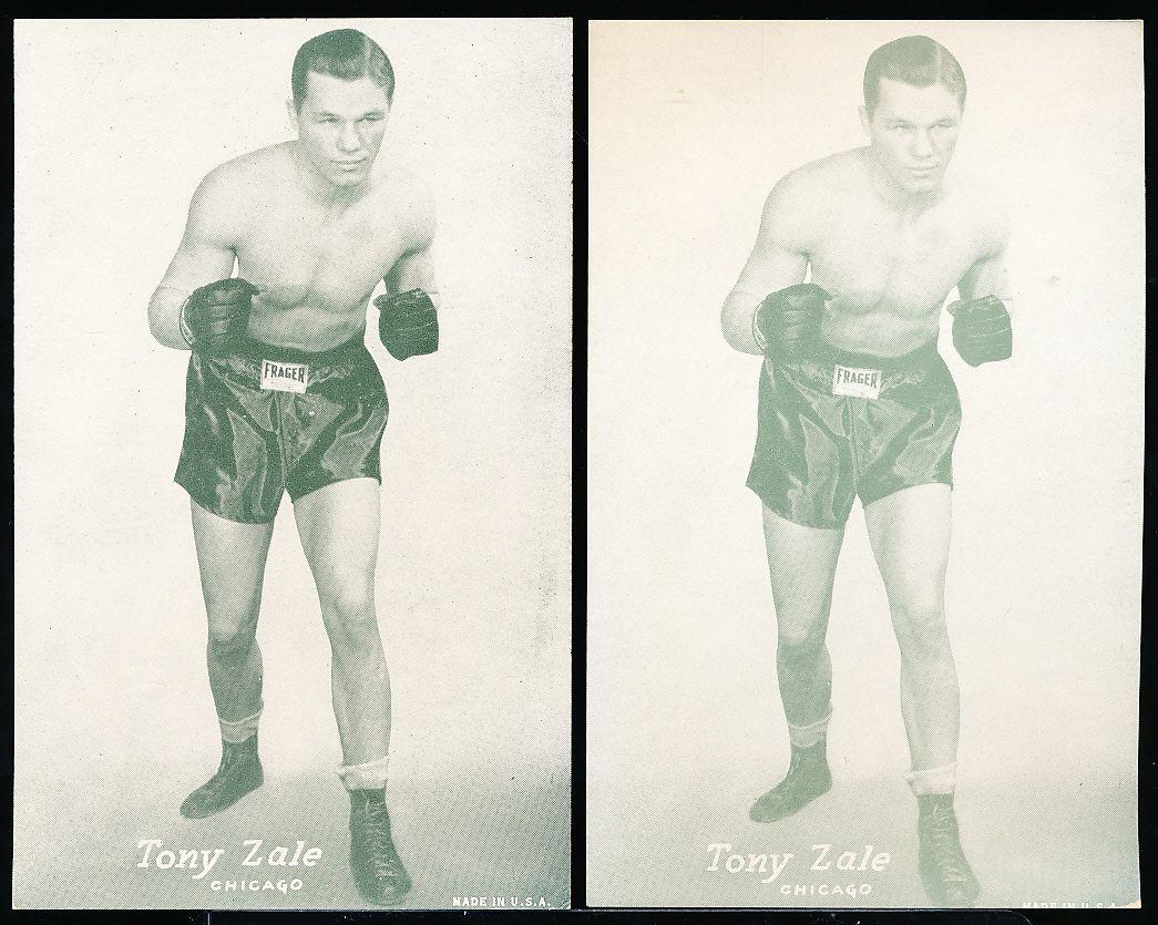 """Lot Detail - 1930's-40's Exhibit Boxing """"Hometown City Block Letters"""