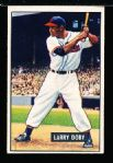 1951 Bowman Bb- #151 Larry Doby, Indians