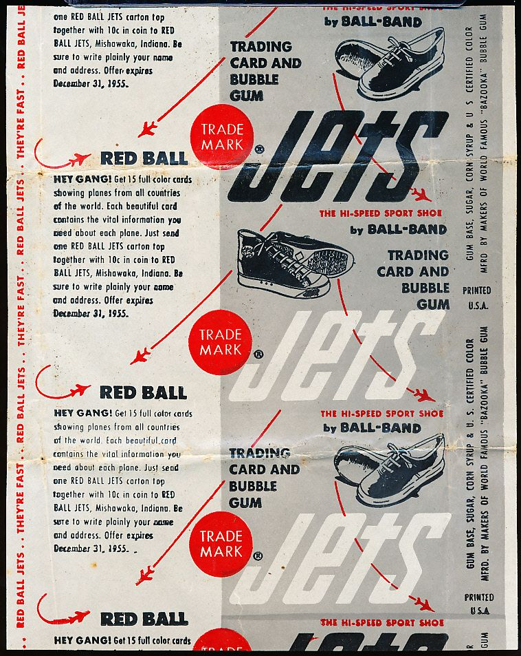 red ball shoes