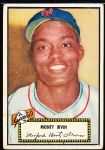 1952 Topps Baseball- #26 Monte Irvin, Giants