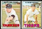 1967 Topps Bb- 5 cards