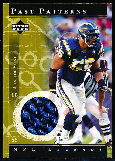 "Lot Detail - 2001 Upper Deck Legends Football- ""Past"