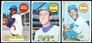 1969 Topps Bb- 20 Diff.