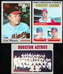 1970 Topps Bb- 38 Cards