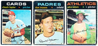 1971 Topps Bb- 55 Cards