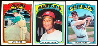 1972 Topps Bb- 90 Diff.