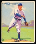 1933 Goudey Bb- #226 Charley Root, Cubs