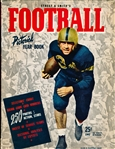 1942 Street and Smith's Ftbl. Yearbook