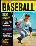1962 Complete Sports Baseball- Mickey Mantle Cover