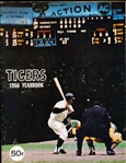 1966 Detroit Tigers Bsbl. Yearbook