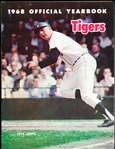 1968 Detroit Tigers Bsbl. Yearbook