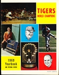 1969 Detroit Tigers Bsbl. Yearbook