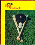 1970 Detroit Tigers Bsbl. Yearbook