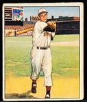 1950 Bowman Bb- #19 Roy Sievers, Browns- Low#
