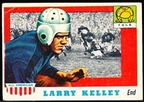 1955 Topps Fb All American- #26 Shipwreck Kelley