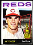 1964 Topps Bb- #125 Pete Rose, Reds