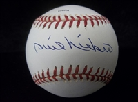 Autographed Phil Niekro Official Rawlings OLB1 Bsbl.- SGC Certified