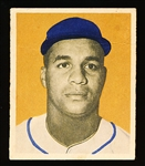 1949 Bowman Bb- #84 Roy Campanella, Brooklyn
