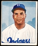 1950 Bowman Bb- #75 Roy Campanella, Brooklyn