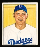 1950 Bowman Bb- #112 Gil Hodges, Brooklyn