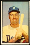 1953 Bowman Bb Color- #117 Duke Snider, Dodgers- Hi#