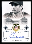 2014 Panini Baseball- Hall of Fame 75th Anniv- Certified Autograph- #89 Paul Molitor