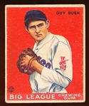 1933 Goudey Bb- #67 Guy Bush, Chicago Cubs