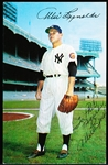 "1952-55 Dormand Baseball Postcard-#109 Allie Reynolds, Yankees- Autographed ""To Phil"""