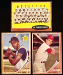1962 Topps Bb- 25 Diff