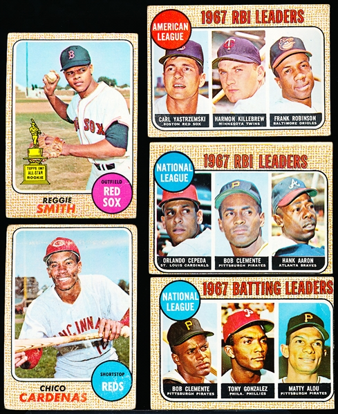 1966 Topps Bb- 46 Diff