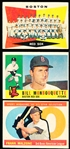 1960 Topps Bb- Boston Red Sox- 14 Diff