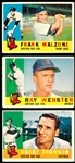 1960 Topps Bb- Boston Red Sox- 7 Diff