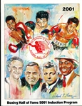 2001 International Boxing Hall of Fame Induction Program