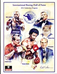 2012 International Boxing Hall of Fame Induction Program