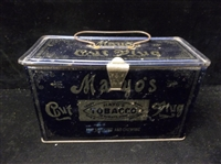 Late 1800's-Early 1900's Mayo's Cut Plug Tobacco Tin