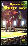 "1964 ""Operation White Sox"" Media Guide"