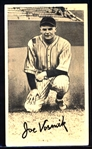 1936 R314 Goudey Wide Pen Premium- Creamy Stock- Joe Vosmik