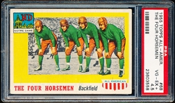 1955 Topps All- American Football- #68 The Four Horseman- PSA Vg-Ex+ 4.5
