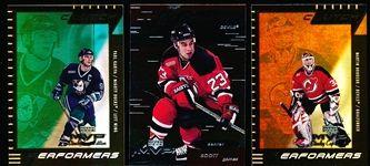 1999-00 UD MVP SC Edition Hockey- 66 Asst. Inserts/Parallels