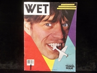 May/June 1980 WET Magazine- Mick Jagger Cover