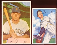 Two Baseball Cards